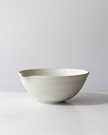 SHELDON CERAMIC Ceramic Spouted Mixing Bowl