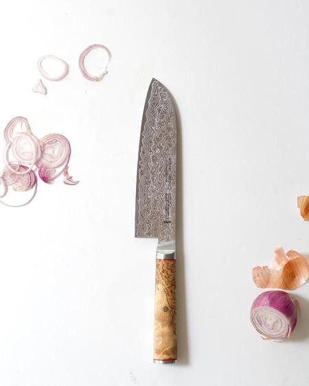 ZWILLING Miyabi Birchwood Santoku Knife