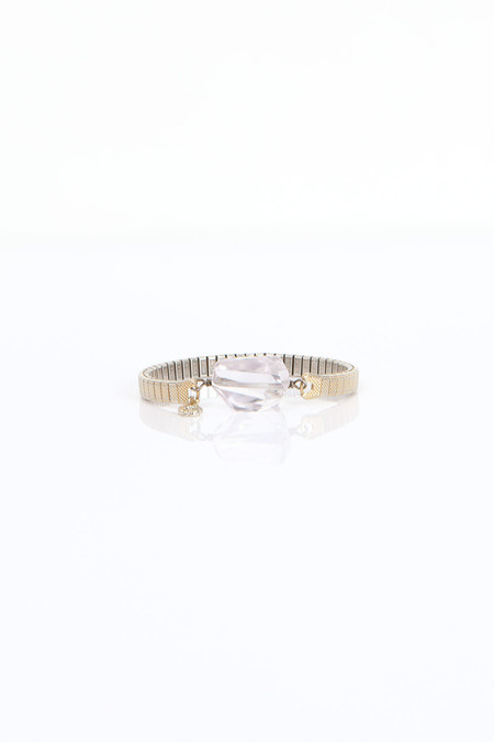 The Artemisian Amethyst Stone Bracelet