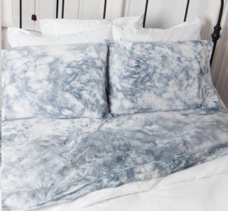 Saint Atma Morning Blue Duvet set