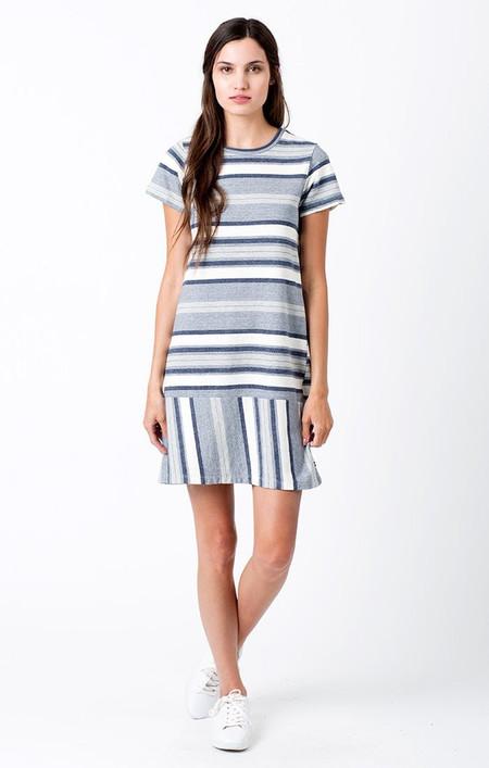 Sol Angeles Mayan Stripe Shirt Dress