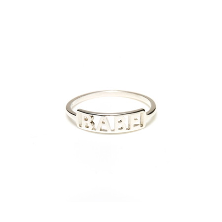 Winden Babe Ring