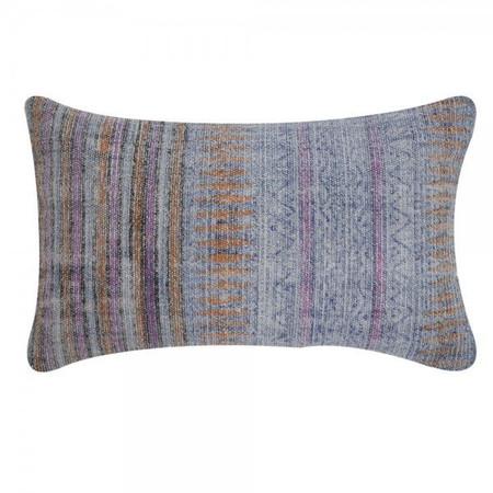 Filling Spaces Overdyed Jali Pillow - Amalika