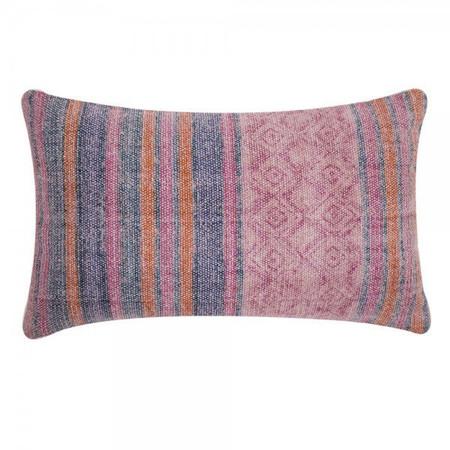 Filling Spaces Overdyed Jali Pillow - Sara