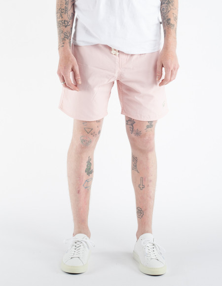 Bather Solid Surf Trunk Pink