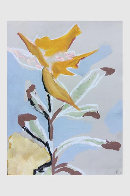 "Rachel Schultz Studios These Flowers Last Longer 9 X 12"""