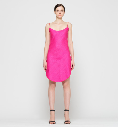 Maiyet Arc Slip Dress