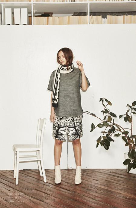 H. Fredriksson F16 Tree Ino Skirt
