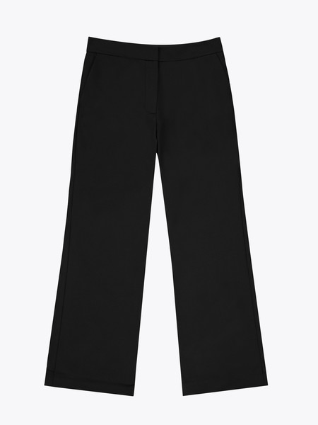 Achro Cropped Flared Trousers