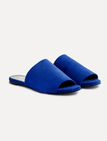 Robert Clergerie Gigy Klein Blue Slide