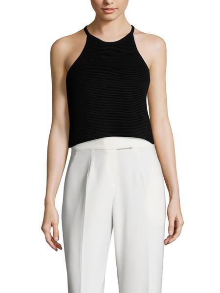 Cosette Clothing Karina Top Black