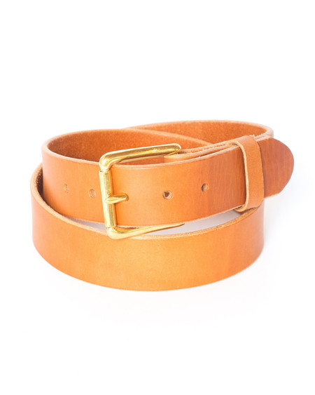 Wood&Faulk Tan Martin Belt