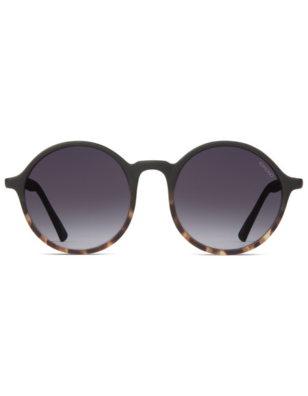Komono Madison Sunglasses Matte Black Tortoise