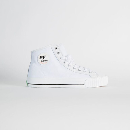 PF Flyers - White