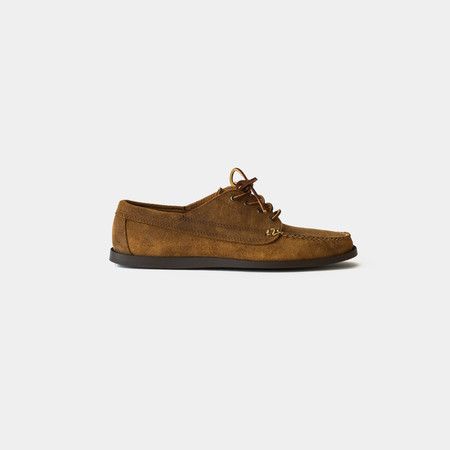 Oak Street Bootmakers Rough Out Trail Oxford - Brown