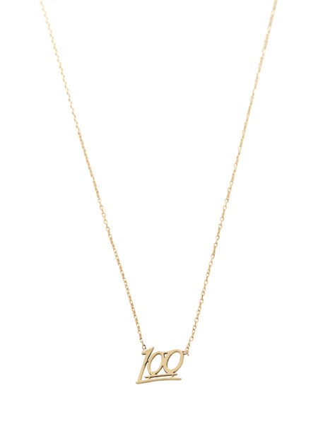 IGWT 100 Necklace / Gold