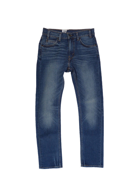 Levis Made & Crafted Levi's - 505c Cropped Jean / Blue Denim
