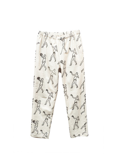 PO-EM - Lounger Pants / Villa Print