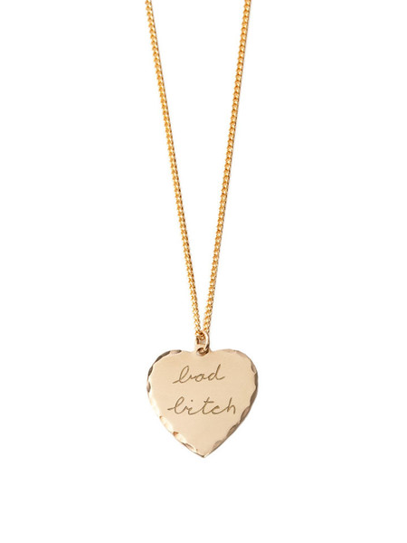 IGWT Sweet Nothing Necklace Brass / Bad Bitch