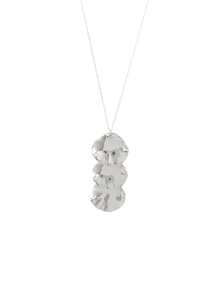 IGWT Tameko Stack Necklace - Silver
