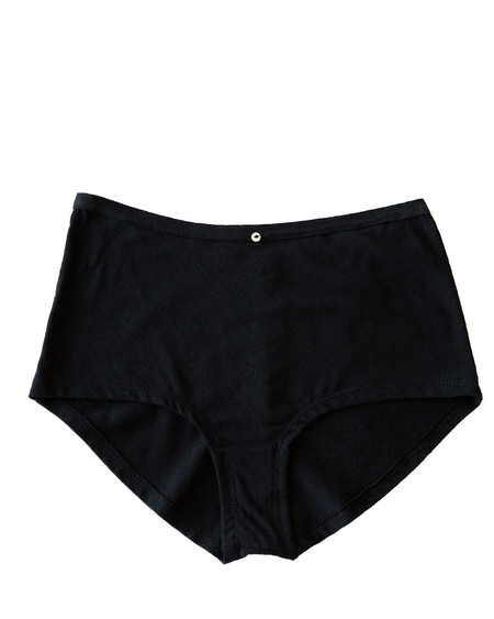 Botanica Workshop Cilla Boyshort- Black