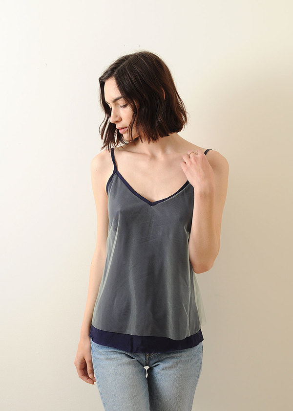 Pale Fire Shimmer Camisole