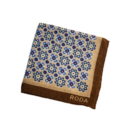 RODA Pocket Square