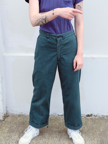 Shop Boswell VINTAGE 'BIG MAC' PANTS