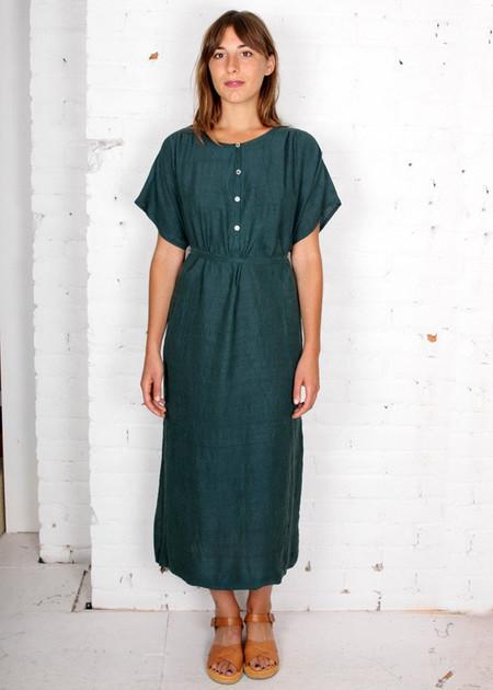 Gravel & Gold Savio Dress - Blue Ivy