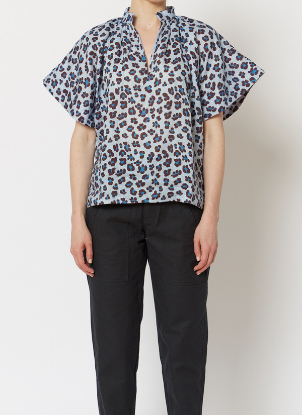 Built by Wendy Wild Animal Easy Top - Lt. Blue
