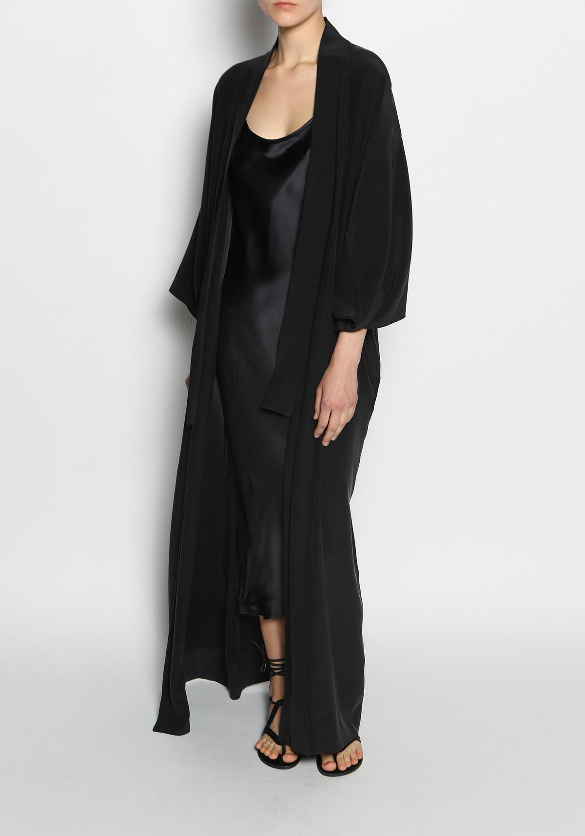 KES Full Length Kimono Robe  009a4deae