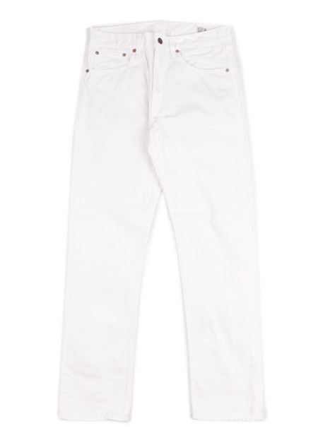 Orslow Ivy Fit Denim 107 White