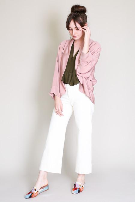 Rachel Comey Weir jacket in mauve