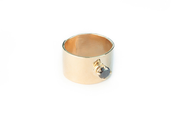 Psyche World Line Ring