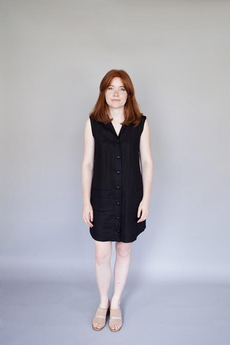 Allison Wonderland - Beihai Tunic Black