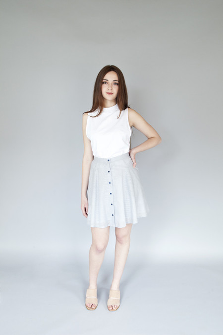 Meemoza – Daisy Skirt Stripe