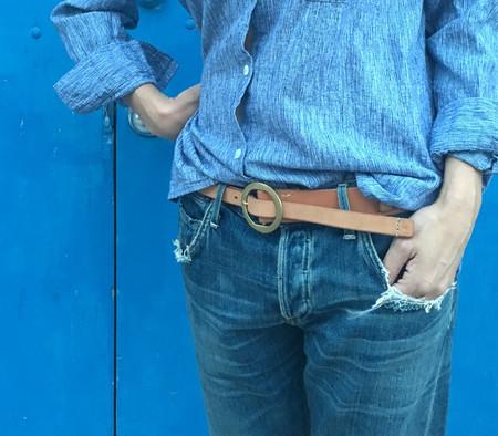 KikaNY Split Belt