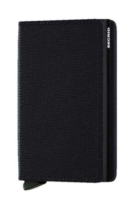 SECRID Slim Wallet | Crisple Black