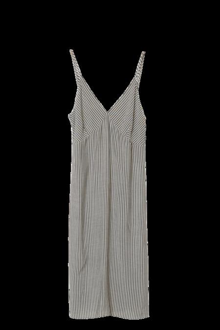 Lacausa Striped Midi