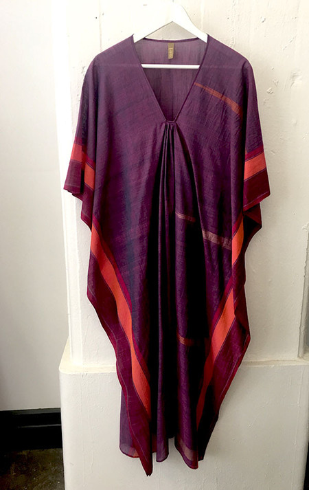 Two Purple caftan