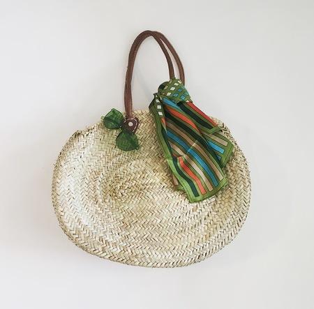 Machete Oval French Market Basket
