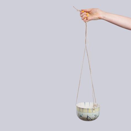 Tanya Doody 'Hanging Planter'