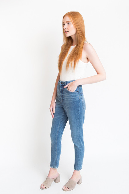 Cheap Monday Donna Promise Jeans - Washed Out