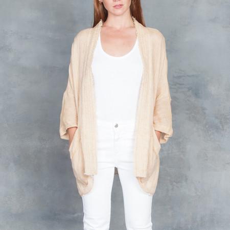 Giada Forte Grano Linen Gauze Jacket