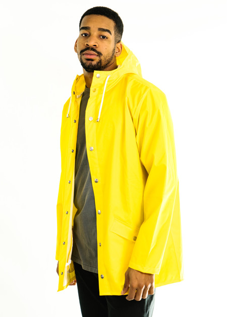 Rains Jacket (Yellow)