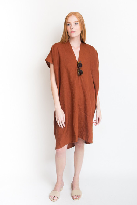 Miranda Bennett Everyday Dress - Marfa Linen