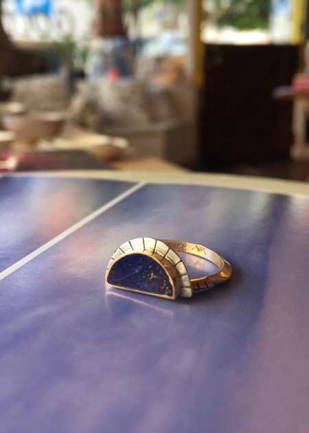 Young In The Mountains Selene Ring