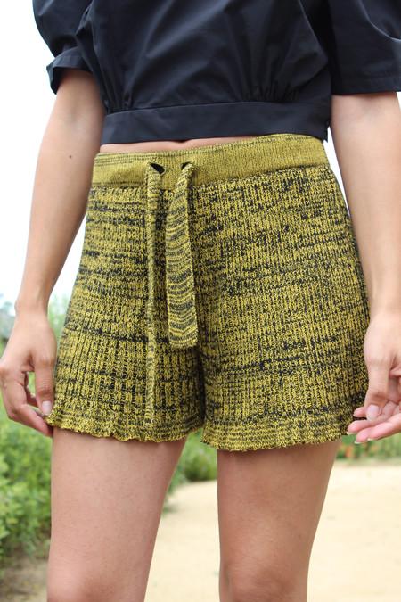 Maria Dora Frill Shorts