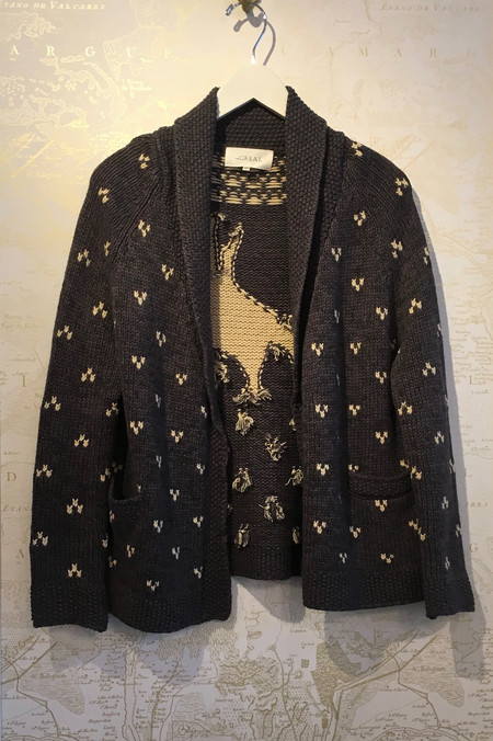 The Great Eagle Sweater