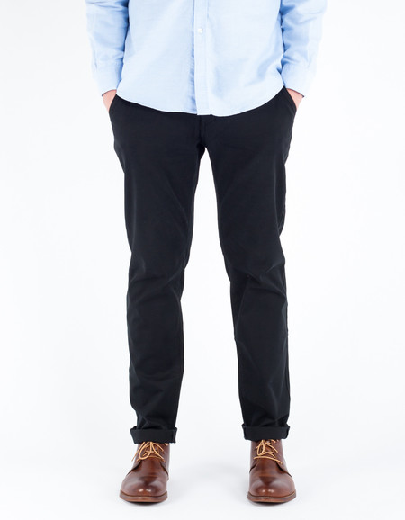 The Daily Co. Classic Chino Rich Black